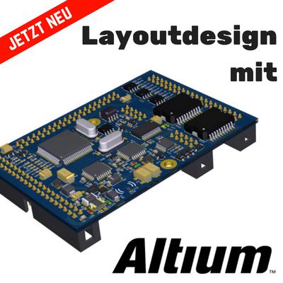 Altium – neues Tool mit vielen Vorteilen und Möglichkeiten